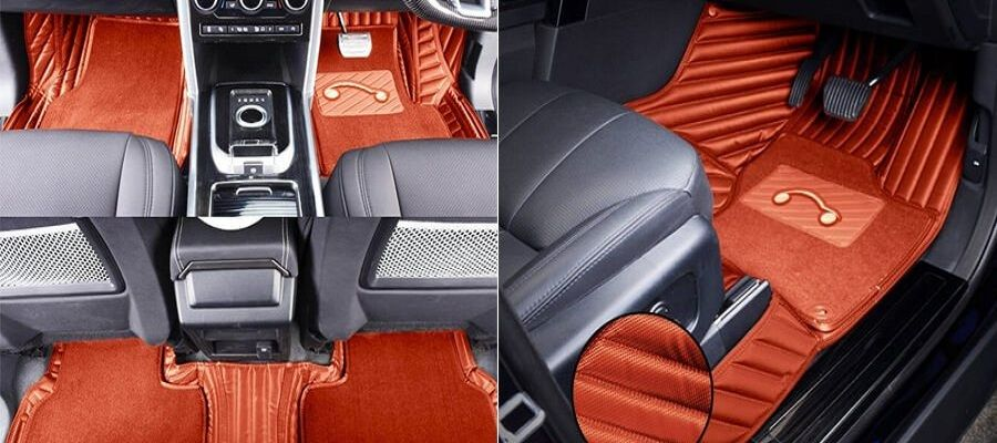 Give Your Car 7D Protection With 7D Carbon Mats