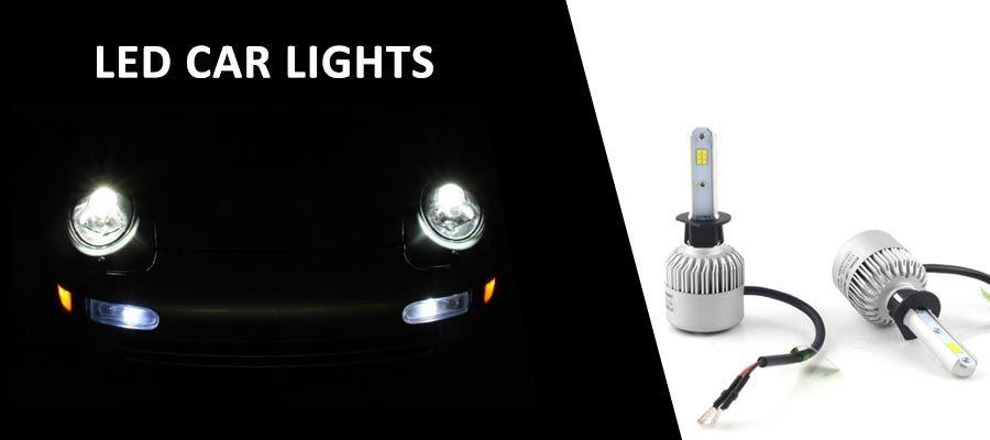 Advantages Of LED Car Lights
